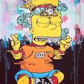 Stoned Bart Simpson (@xaxerejem) Avatar