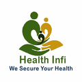 HealthInfi | We Secure Your Health. (@healthinfi) Avatar