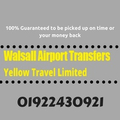 Walsall Airport Transfers (@walsallairporttransfers) Avatar