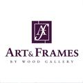 Art & Frames by Wood Gallery  (@artandframes) Avatar