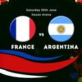France vs Argentina (@francevsargentina) Avatar