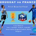 Uruguay vs France (@uruguayvsfrance) Avatar