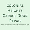 Colonial Heights Garage Door Repair (@colonialheightsgdr123) Avatar