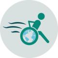 Disabled travel guide (@handiplanet) Avatar