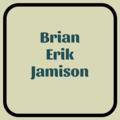 Brian Erik Jamison (@brianerikjamison) Avatar