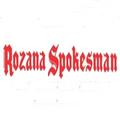 Rozana Spokesman (@rozanaspokesmannewspaper) Avatar
