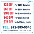 Plumbing Dallas TX Pro (@jhugo945) Avatar