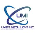 UNIFIT METALLOYS INC  (@unifitmetalloys) Avatar