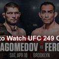 UFC 249 LIve Stream (@ufc249livestream) Avatar