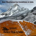 Famous mountaineering expeditions in India | Highe (@shikhartravels) Avatar