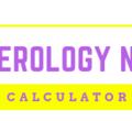 Numerology Name Calculator (@pythagoreancalculator) Avatar