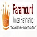 Paramount Timber Prefinishing (@paramounttimber) Avatar