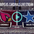 Cowboys vs Cardinals Live Stream (@cardinalsvscowboys) Avatar