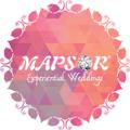 Mapsor Experiential Weddings - Best Wedding Planne (@mapsorwedding) Avatar