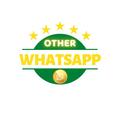 Otherwhatsapp (@otherwhatsapp) Avatar