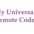 My Universal Remote Codes (@remotecodetips) Avatar