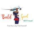 Bald Girl will Tra (@baldgirlwilltravel) Avatar