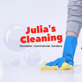 Julia's Cleaning Company (@juliascleaning) Avatar