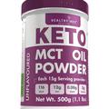 MCT Oil Poewder (@mctoilpowder) Avatar