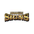 Anaheim Signs (@anaheimsignsus) Avatar