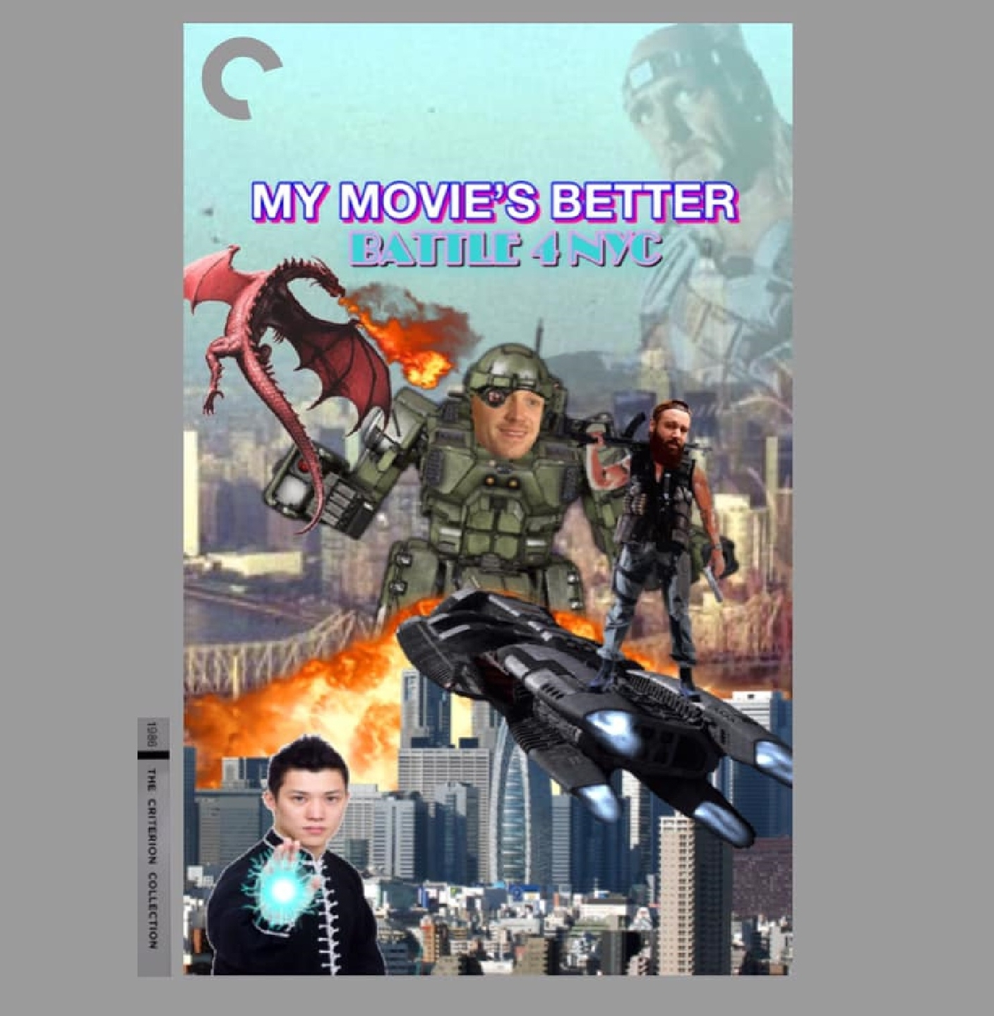 My Movie's Better (@themightykevvo) Cover Image