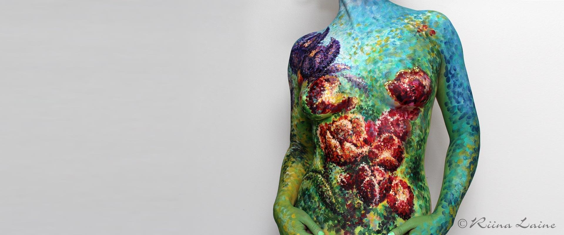 Riina Laine (@riinabodyart) Cover Image