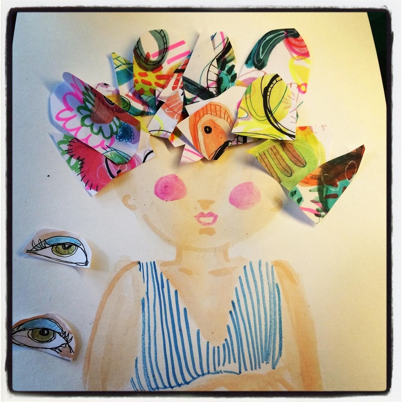 Vanessa Marsh (@vanessamarshart) Cover Image