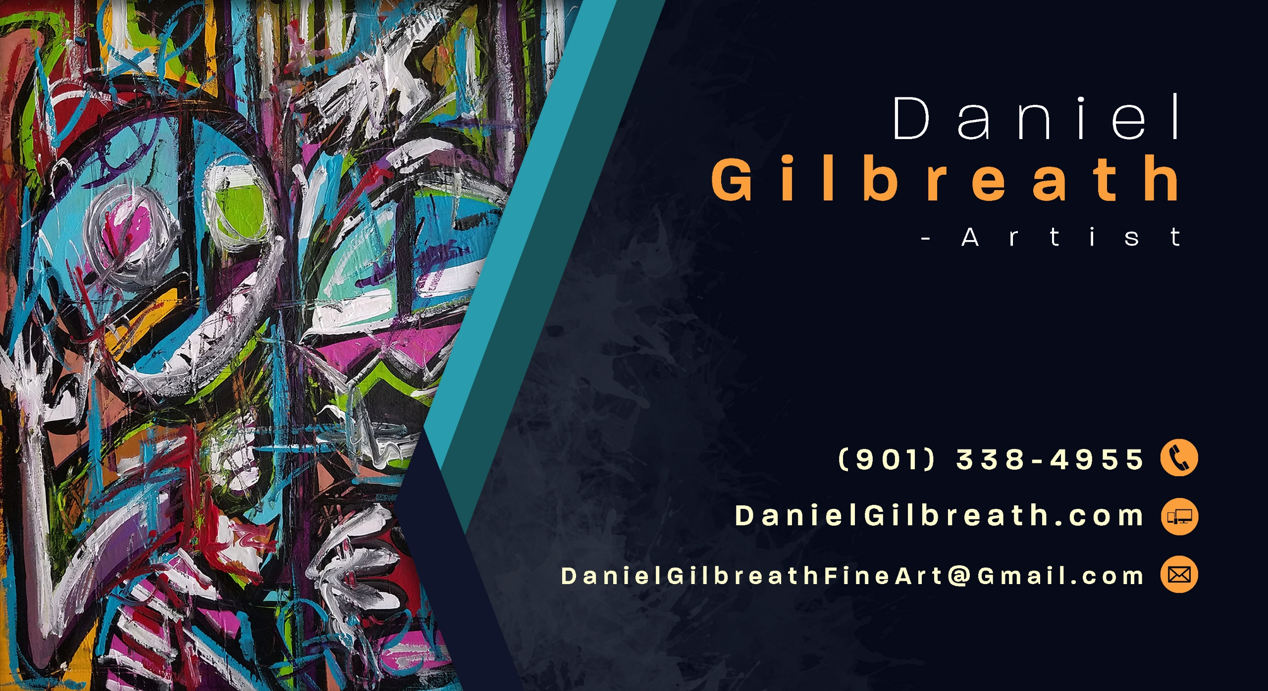DanielGilbreathArt (@danielgilbreathart) Cover Image