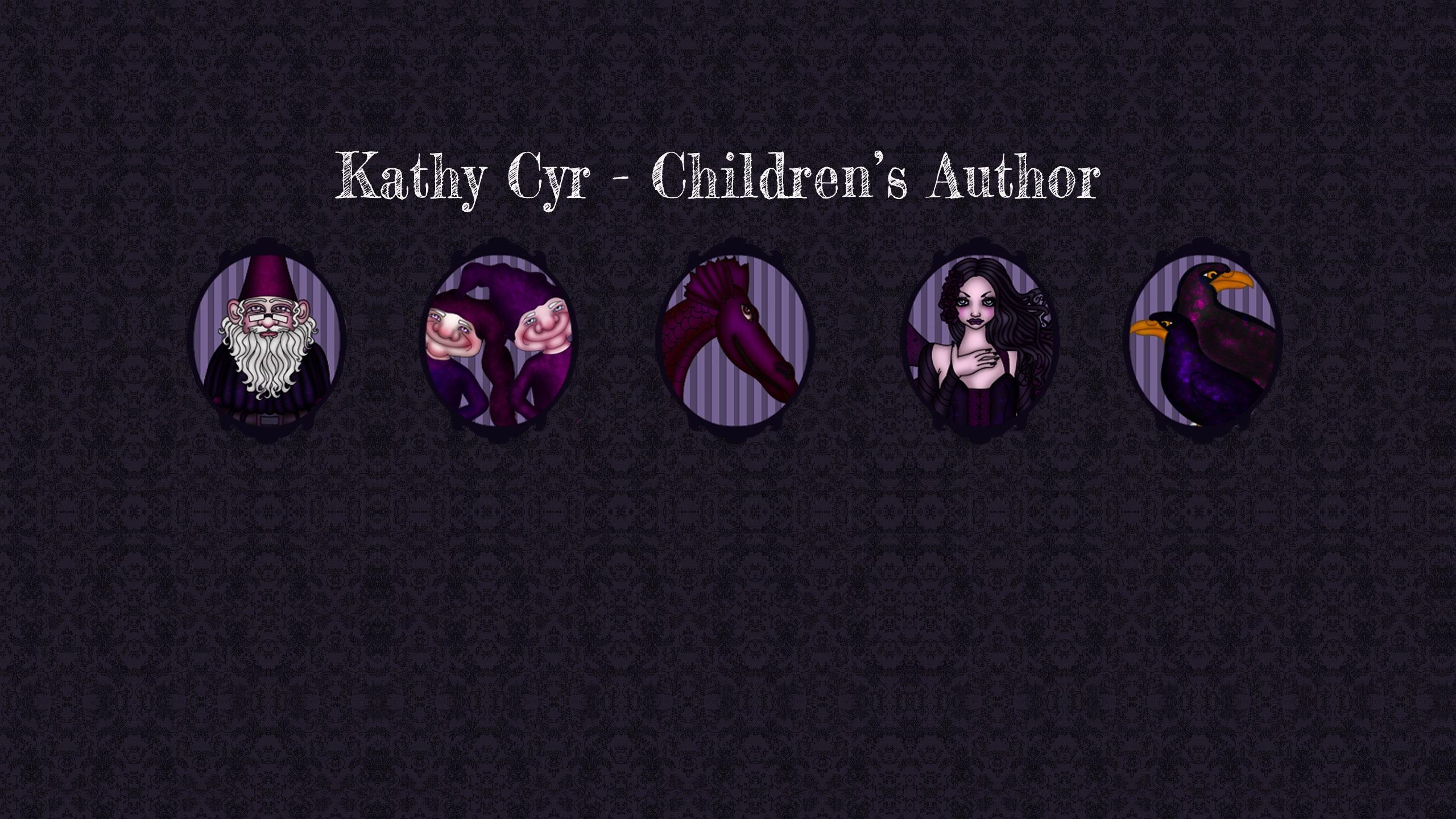 Kathy Cyr (@kathycyrwriter) Cover Image