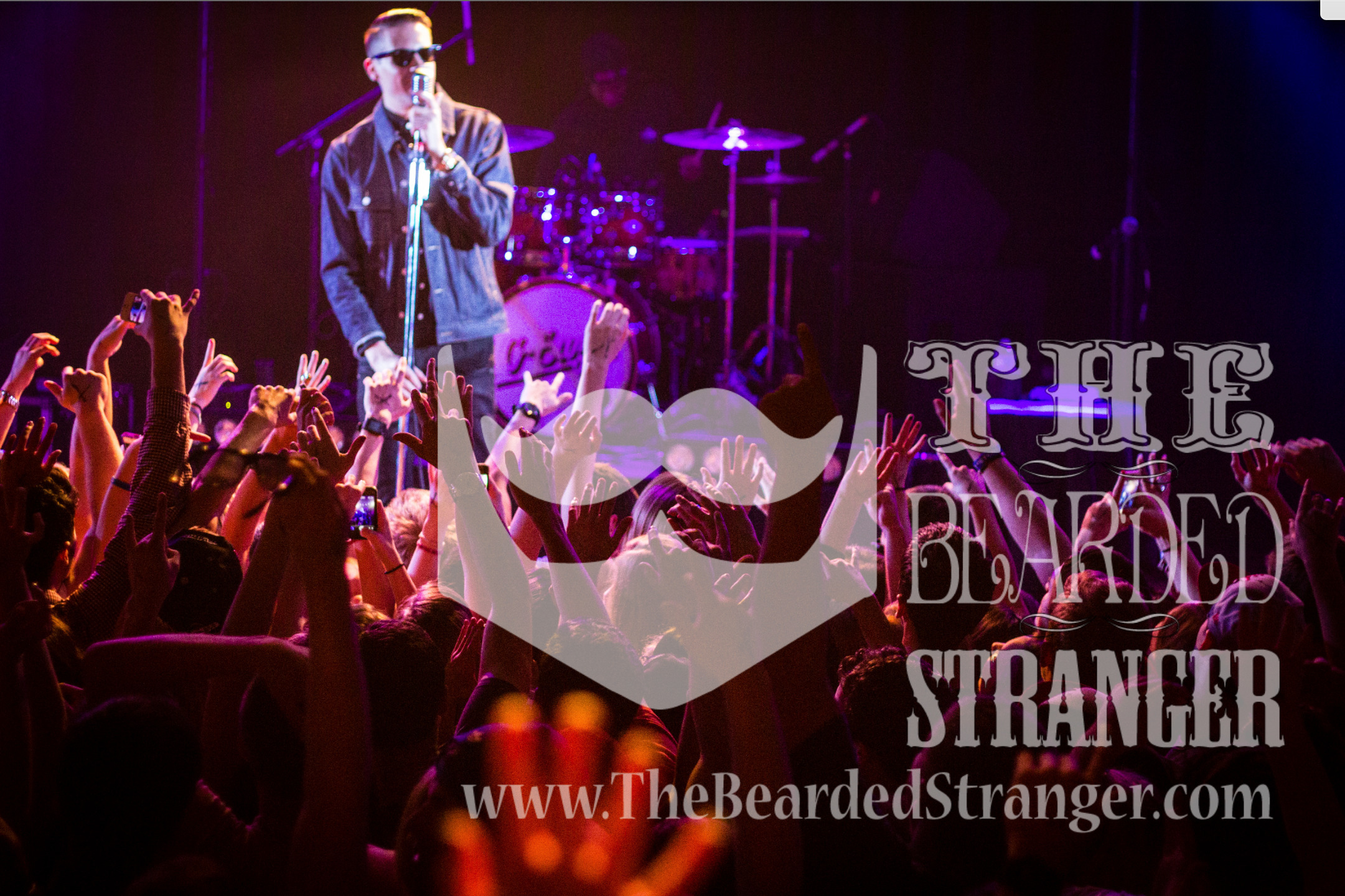 LeRoy P - The Bearded Stranger (@thebeardedstranger) Cover Image