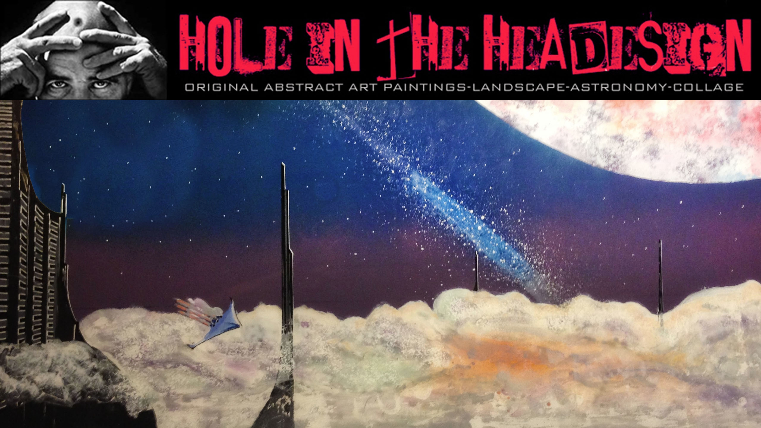 Holeinthehead (@holeinthehead) Cover Image
