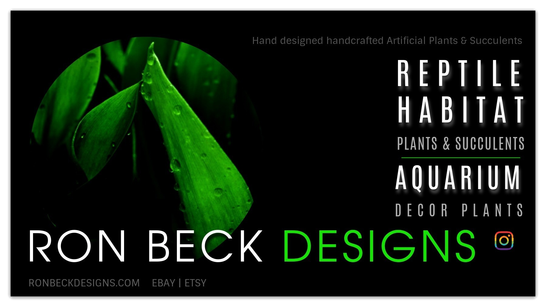 Ron Beck Designs (@ronbeckdesigns) Cover Image