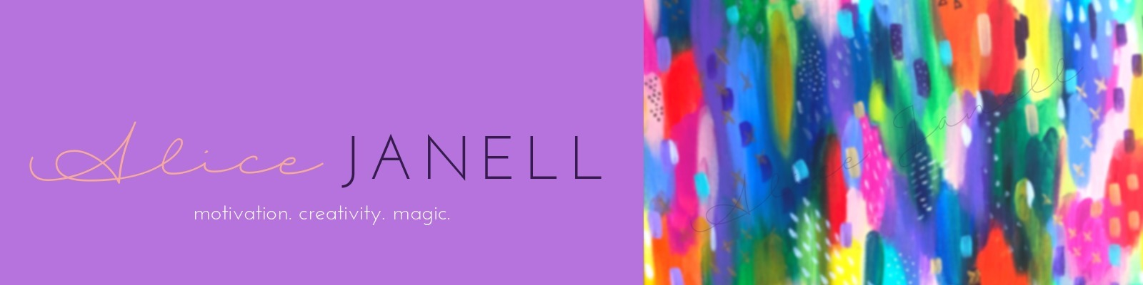 Alice Janell (@alicejanell) Cover Image