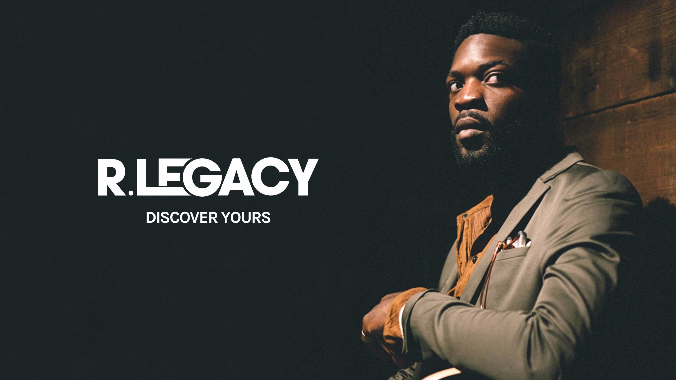 R.LEGACY (@rlegacy) Cover Image