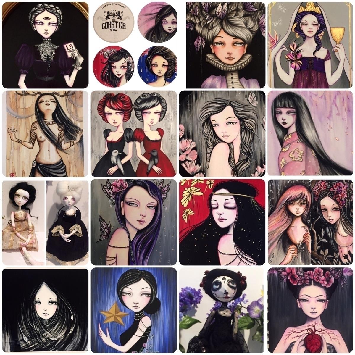 Ann Lim (@annlim_art) Cover Image
