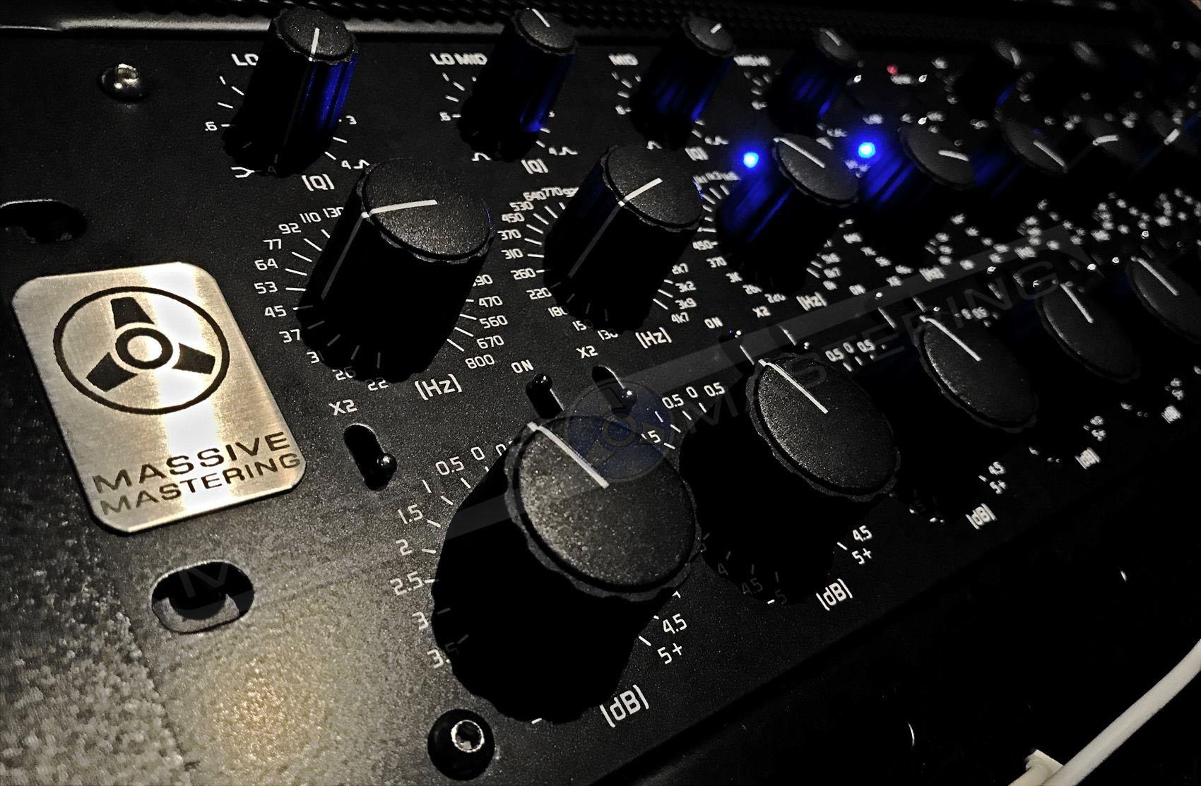 MASSIVE Mastering - http://www.massivemastering.com (@massivemastering) Cover Image