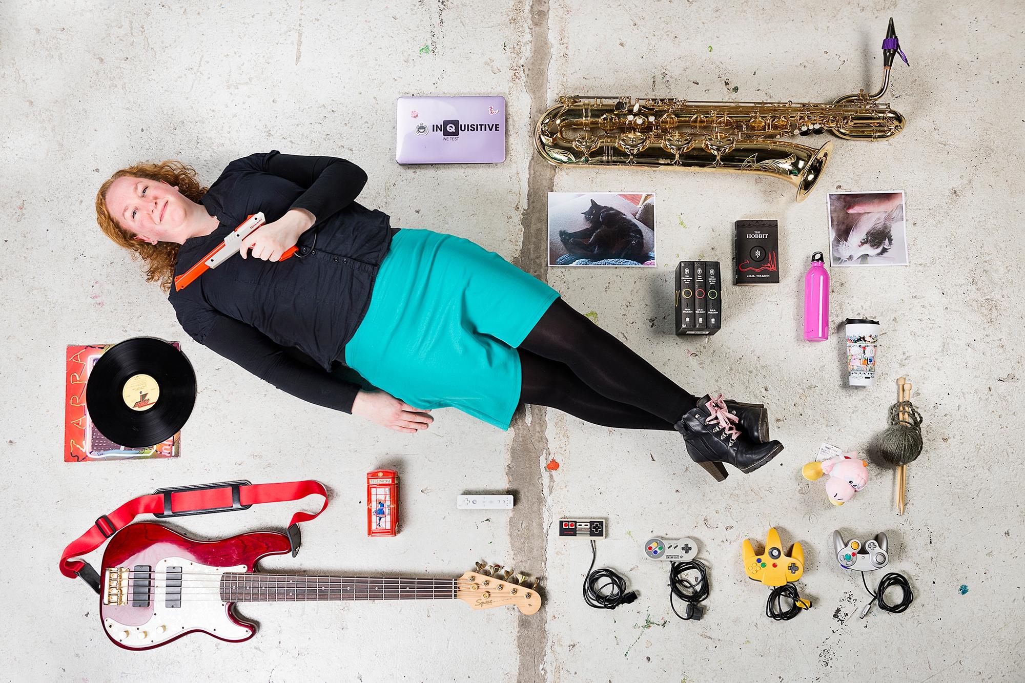 Linda van de Vooren (@sapphirelinda) Cover Image