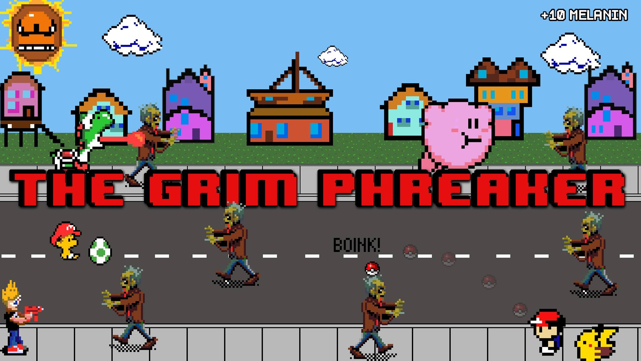 The Grim Phreaker (@thegrimphreaker) Cover Image