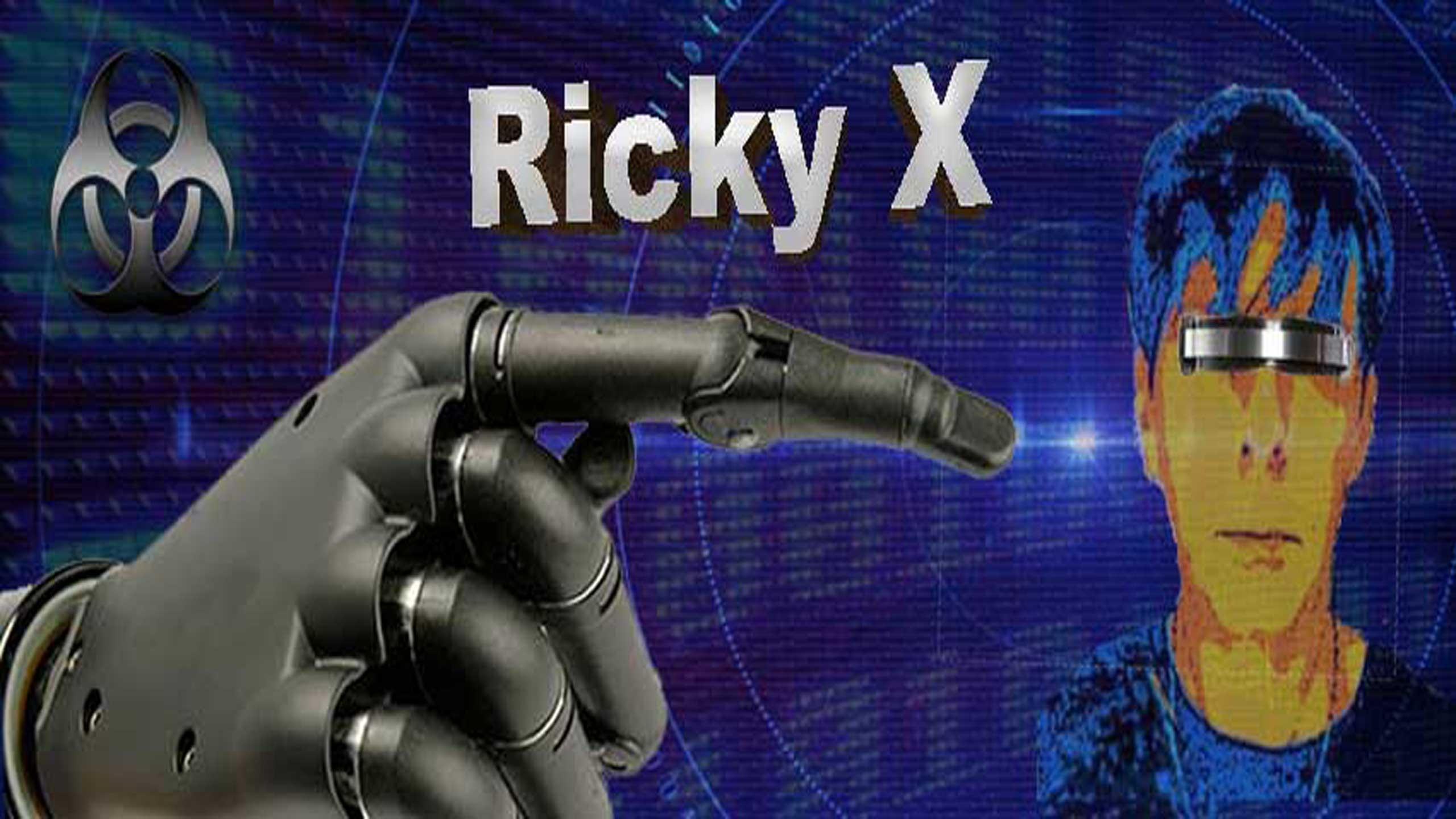 Ricky X (@rickyx) Cover Image