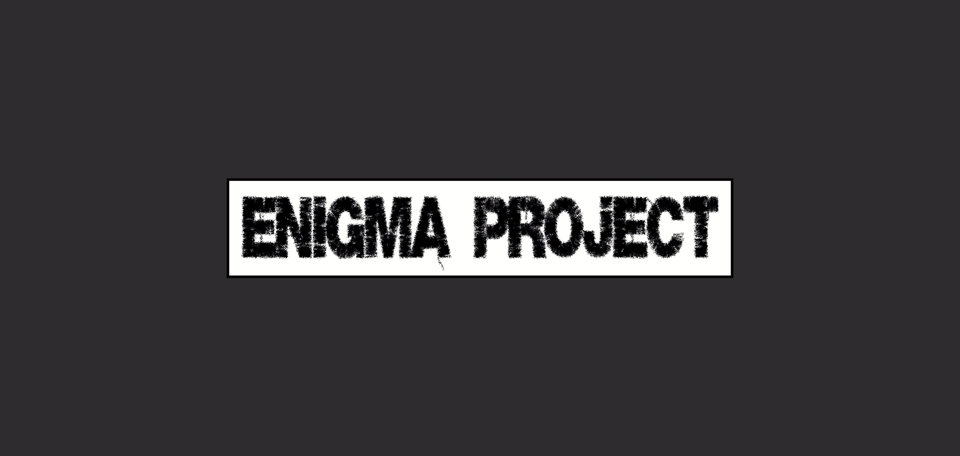 Andrew Blanford (@enigmaproject) Cover Image