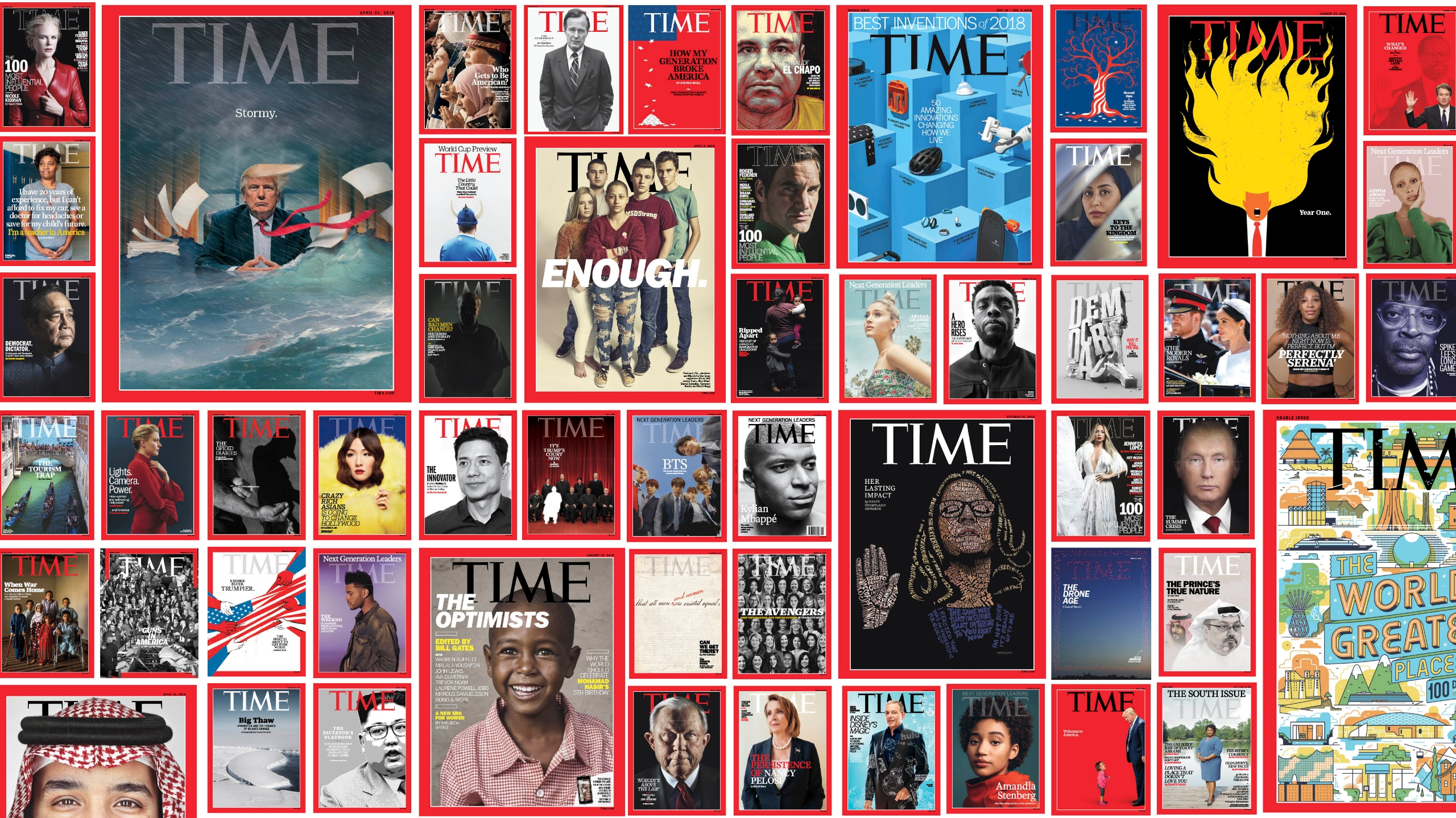 TIME (@timemag) Cover Image
