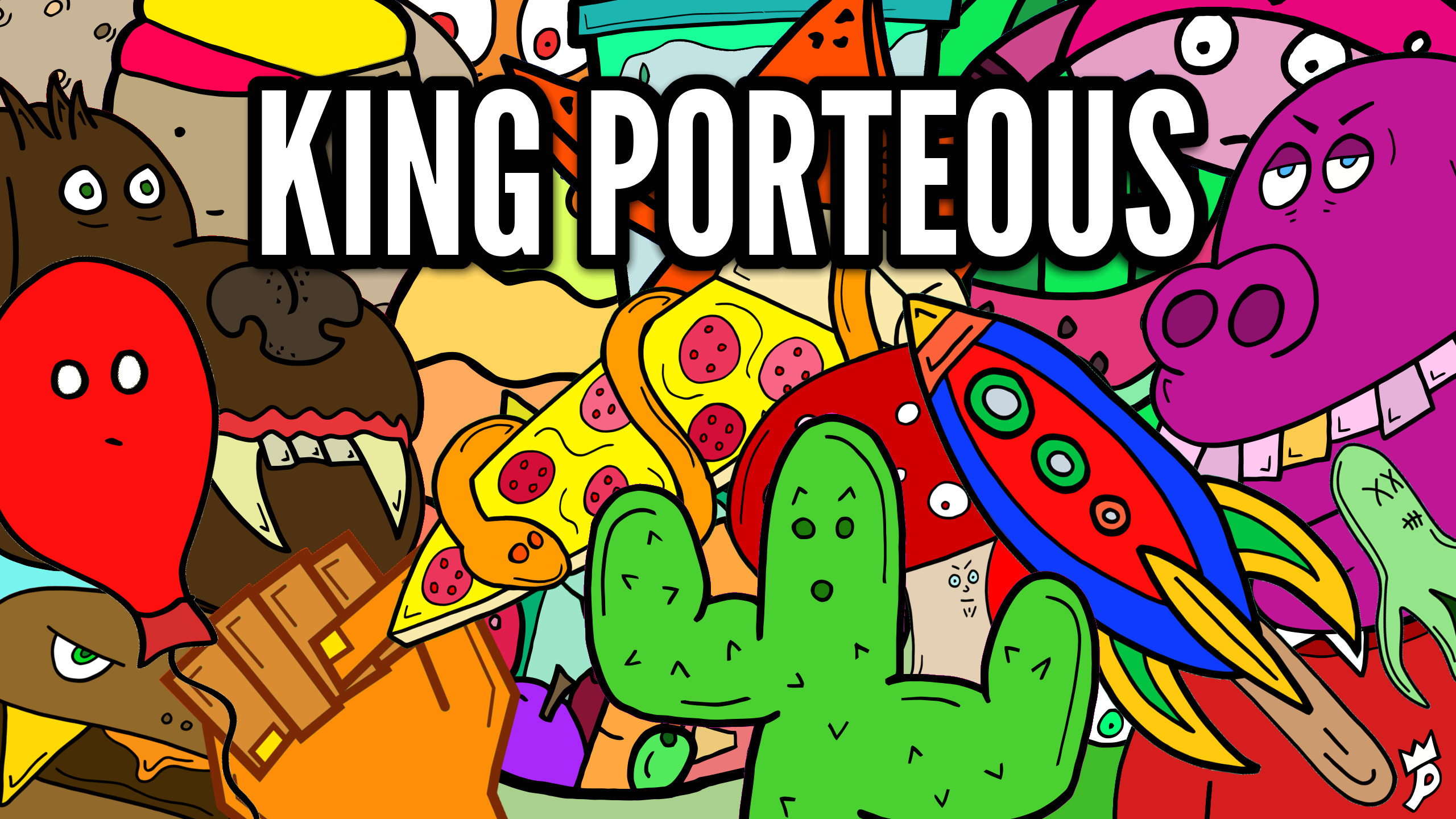 kingporteous (@kingporteous) Cover Image