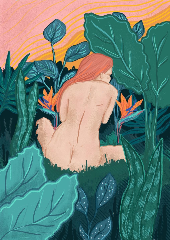 Savannah Bennell (@girlweirdo) Cover Image