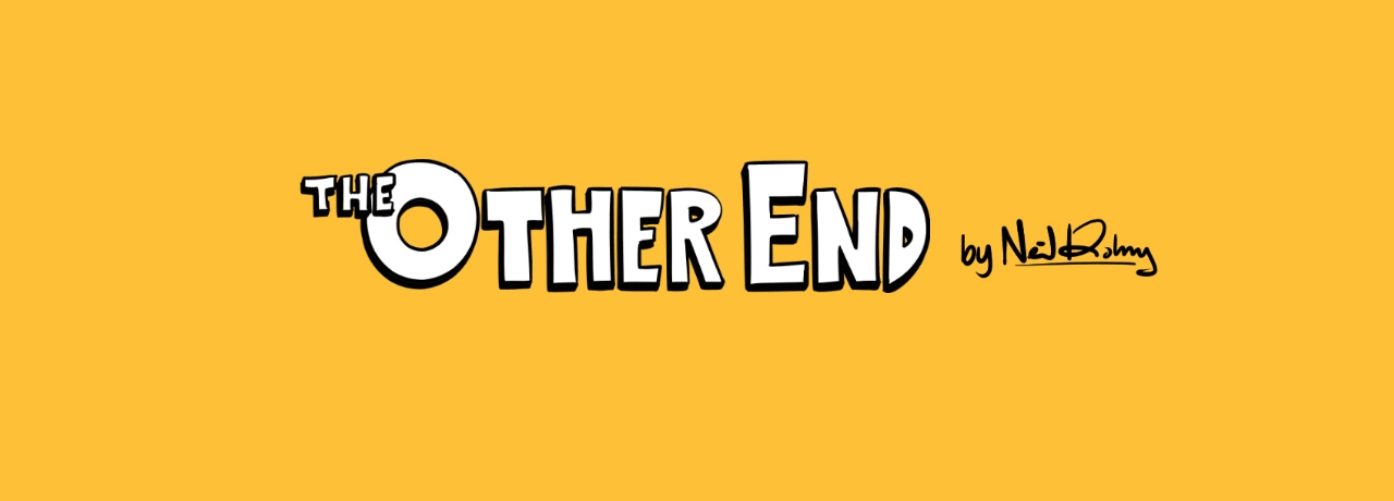 The Other End Comics (@neilkohney) Cover Image