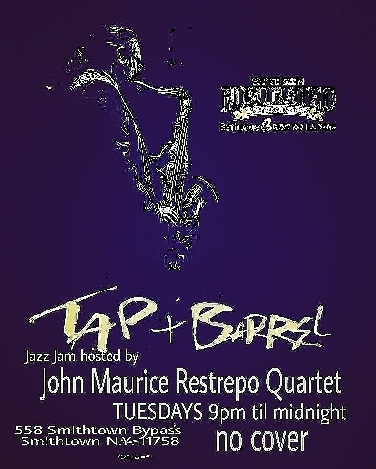 John M. Restrepo  (@johnysax) Cover Image