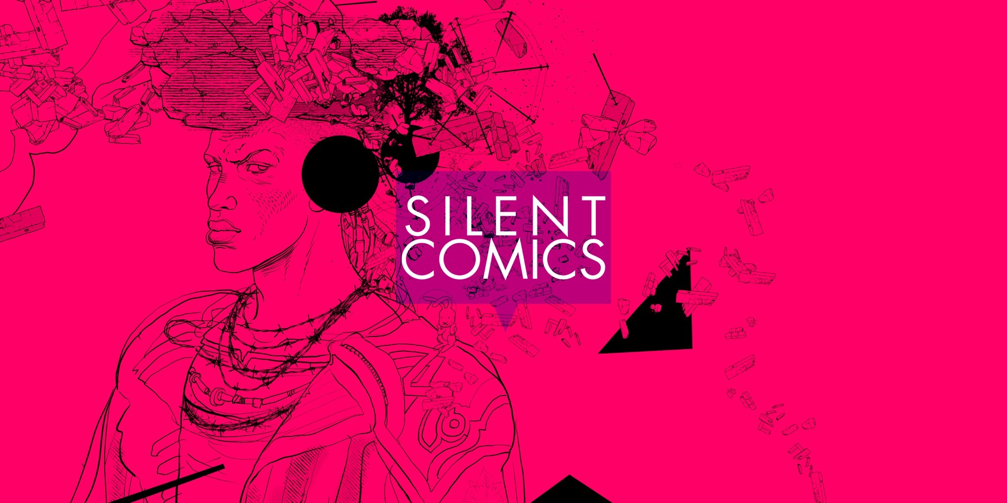 静かな漫画 (@silent-comics) Cover Image