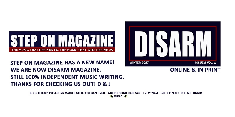 Dave MacIntyre & Jacqueline Howell (@disarm_magazine) Cover Image