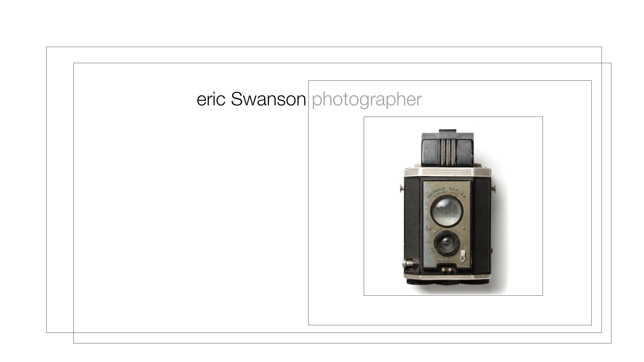 eric swanson (@eswan) Cover Image