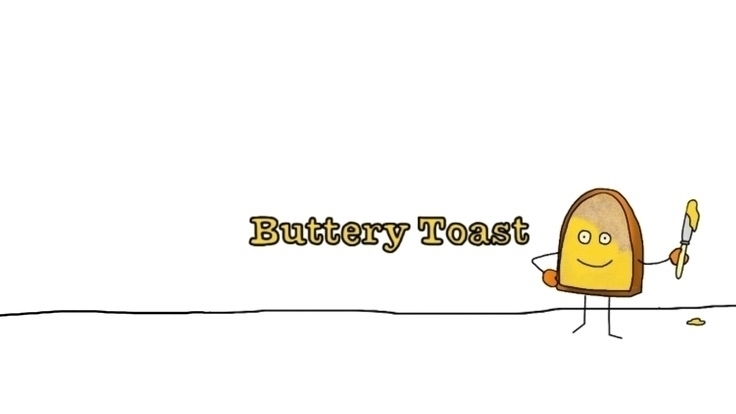 David (@butterytoast) Cover Image