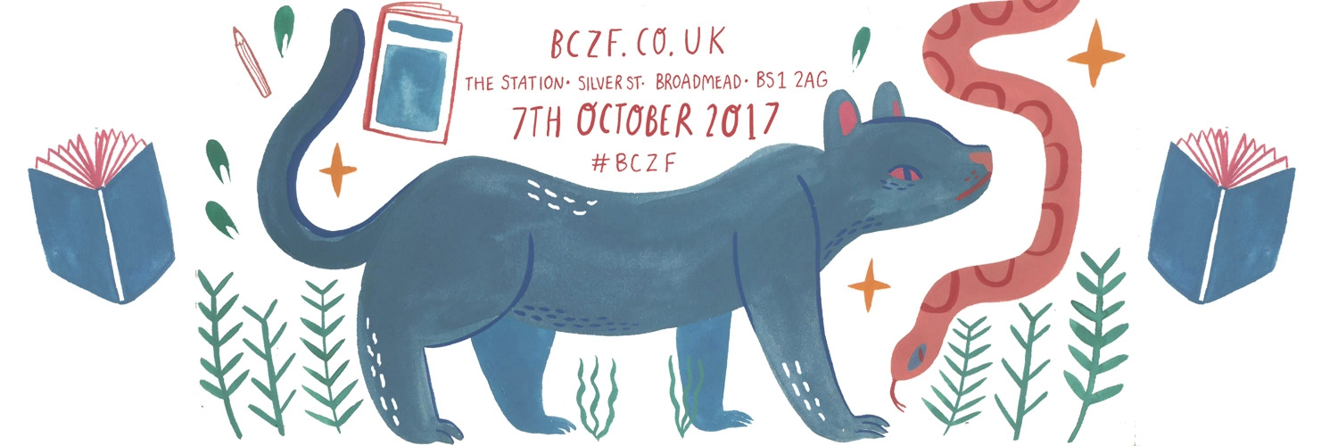Bristol Comic & Zine Fair (@bristolcomicandzinefair) Cover Image